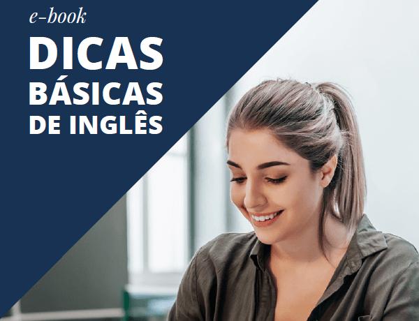 e-Book Dicas básicas de inglês