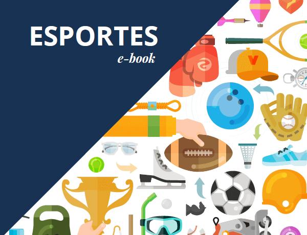 e-Book Tudo sobre esportes em inglês