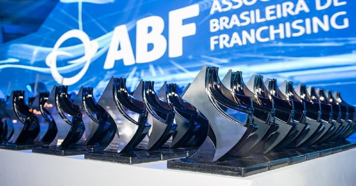 troféus ABF - selo de excelência