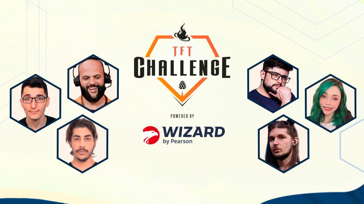 Chamada TFT Challenge