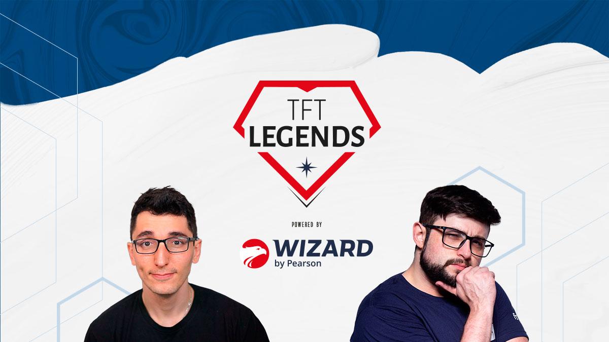 Concurso Cultural TFT Legends