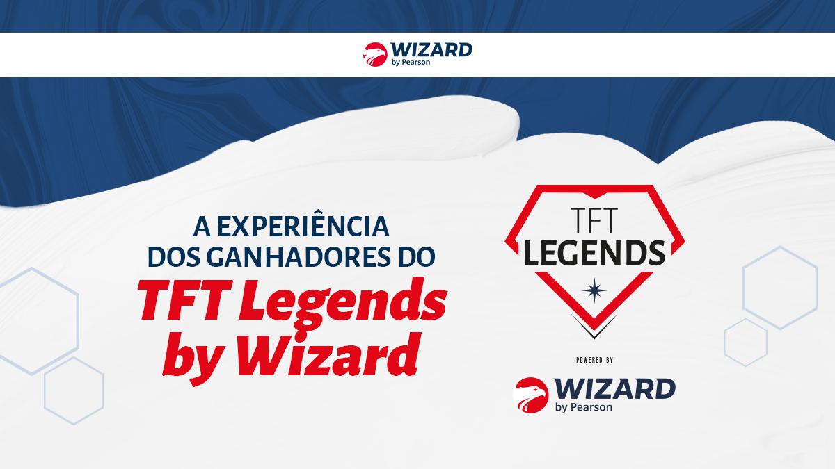 Arte Tft Legends by Wizard
