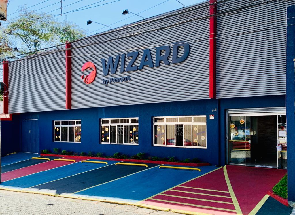Estacionamento Wizard Vila Galvão
