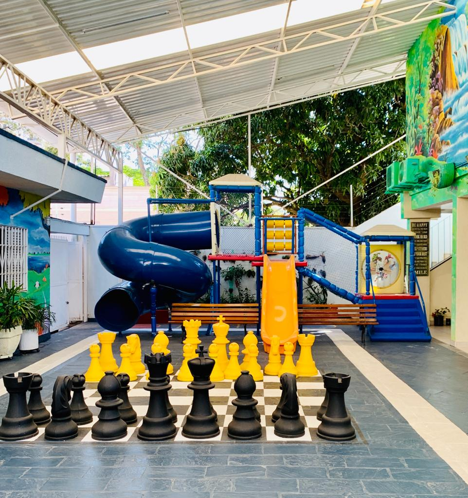 Playground Wizard Vila Galvão