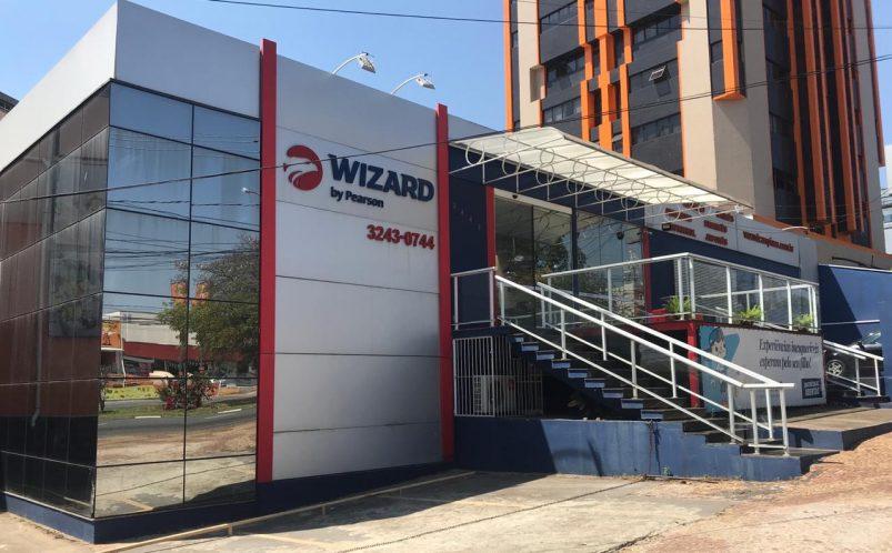 Fachada unidade Wizard Campinas