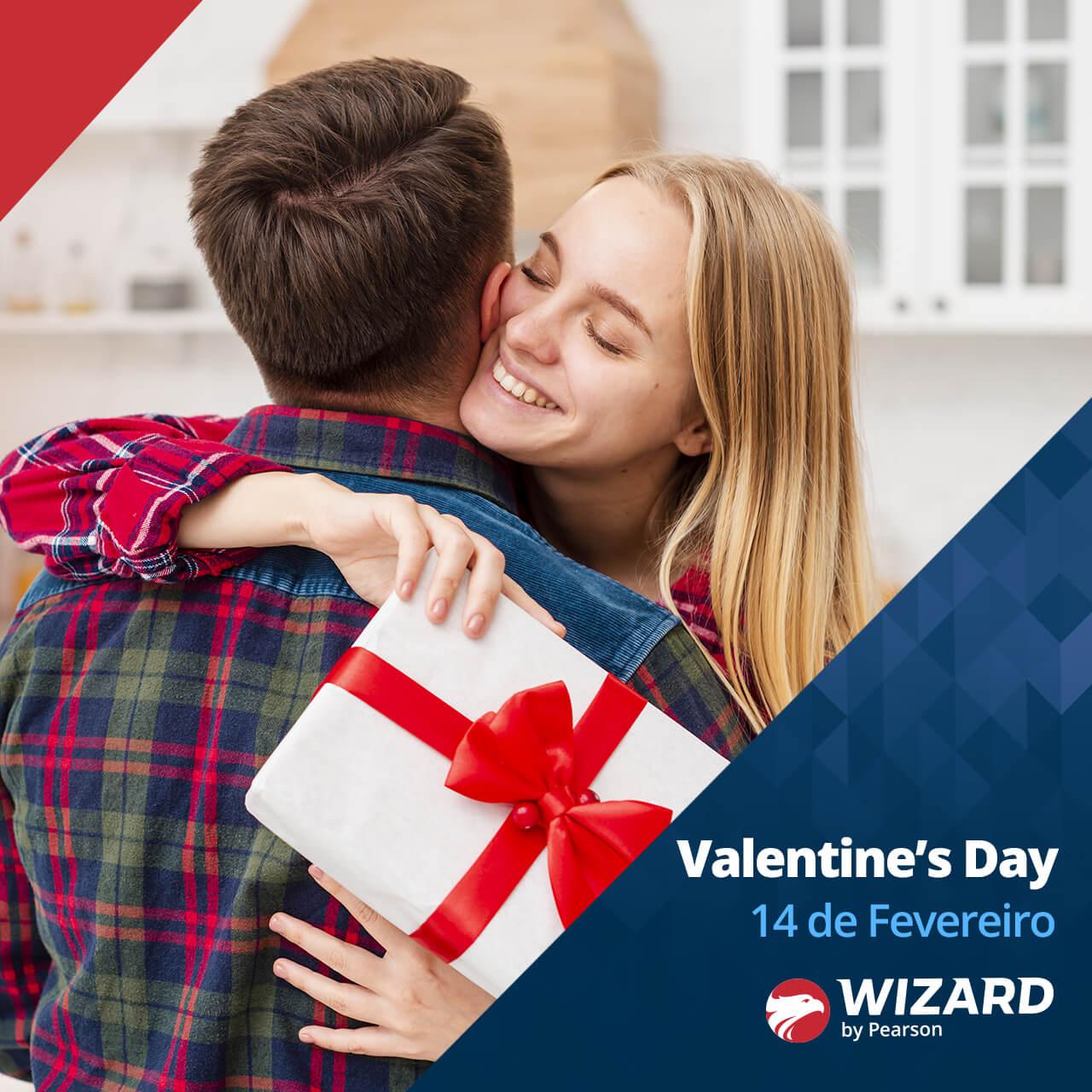 Valentines day Wizard
